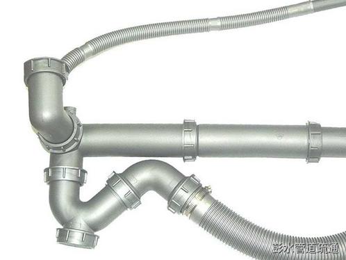 厨房水槽下水管漏水怎么办