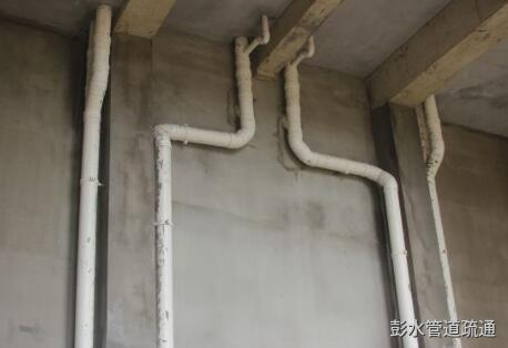 彭水管道疏通之管道改装