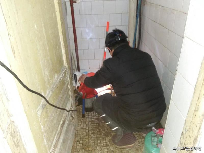 彭水管道疏通之油烟机管道清洗方法