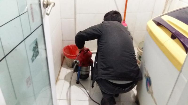 常见的彭水管道疏通有哪些方法?
