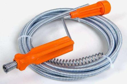 彭水家用管道疏通器怎么用?
