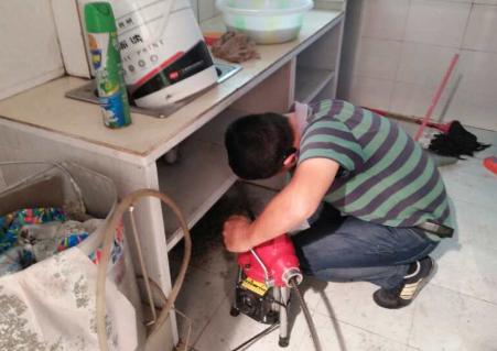 彭水江城美景厨房下水道疏通
