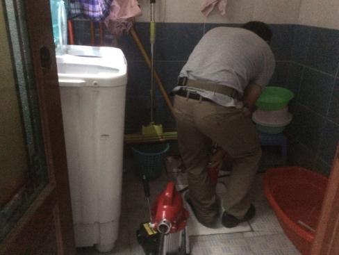 推荐冯佑华管道疏通服务中心