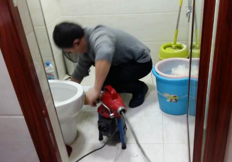 彭水香江国际管道维修